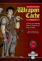 Weapon Cache Vol. 01 (5E)