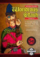 Wondrous Stash Vol. 01 (5E)