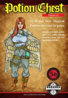 Potion Chest Vol. 01 (5E)