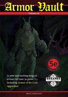 Armor Vault Vol. 01 (5E)