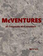 McVenture 001 (5E)