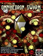 The Omnihedron Swarm Boss Stats (5E)