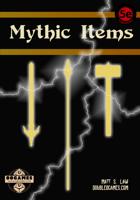Mythic Items (5E)