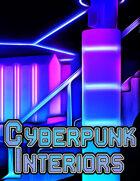 Cyberpunk Interiors
