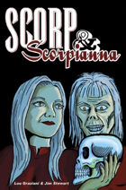 Scorp & Scorpianna: Deadly Depths