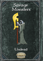 Savage Monsters: Undead
