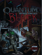 Quantum Black Core Rules: Color Revised Edition