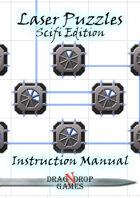Laser Puzzles: Scifi Edition