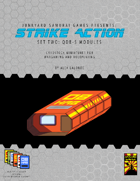 Strike Action Set Two: QDB-S Modules