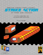 Strike Action Set Three: QDB-L Modules