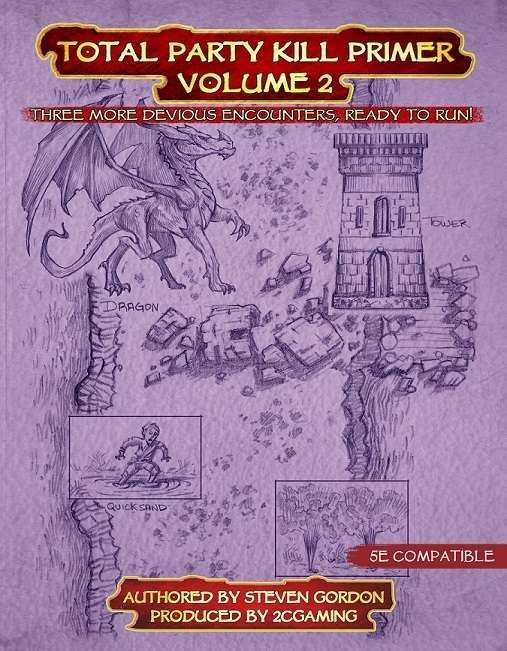 The Total Party Kill Primer - Vol. 2 (5E)