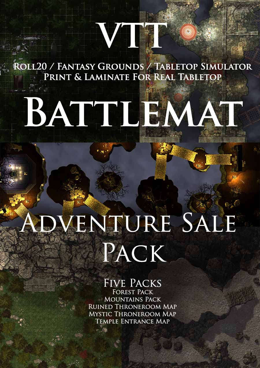 Adventure Sale Pack