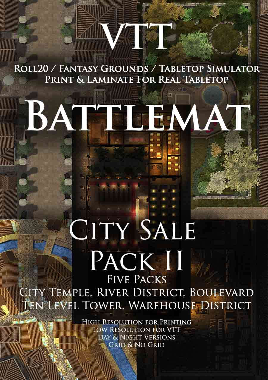City Sale Pack 2