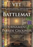 VTT Battlemap - Tourament/Parade Grounds