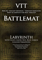 VTT Battlemap - Labyrinth