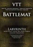 VTT Battlemap - Labyrinth
