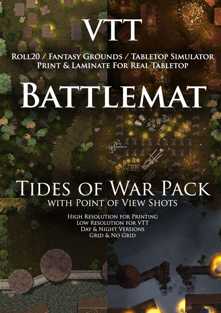 Tides of War Bundle