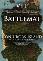 VTT Battlemap - Conjurors Island