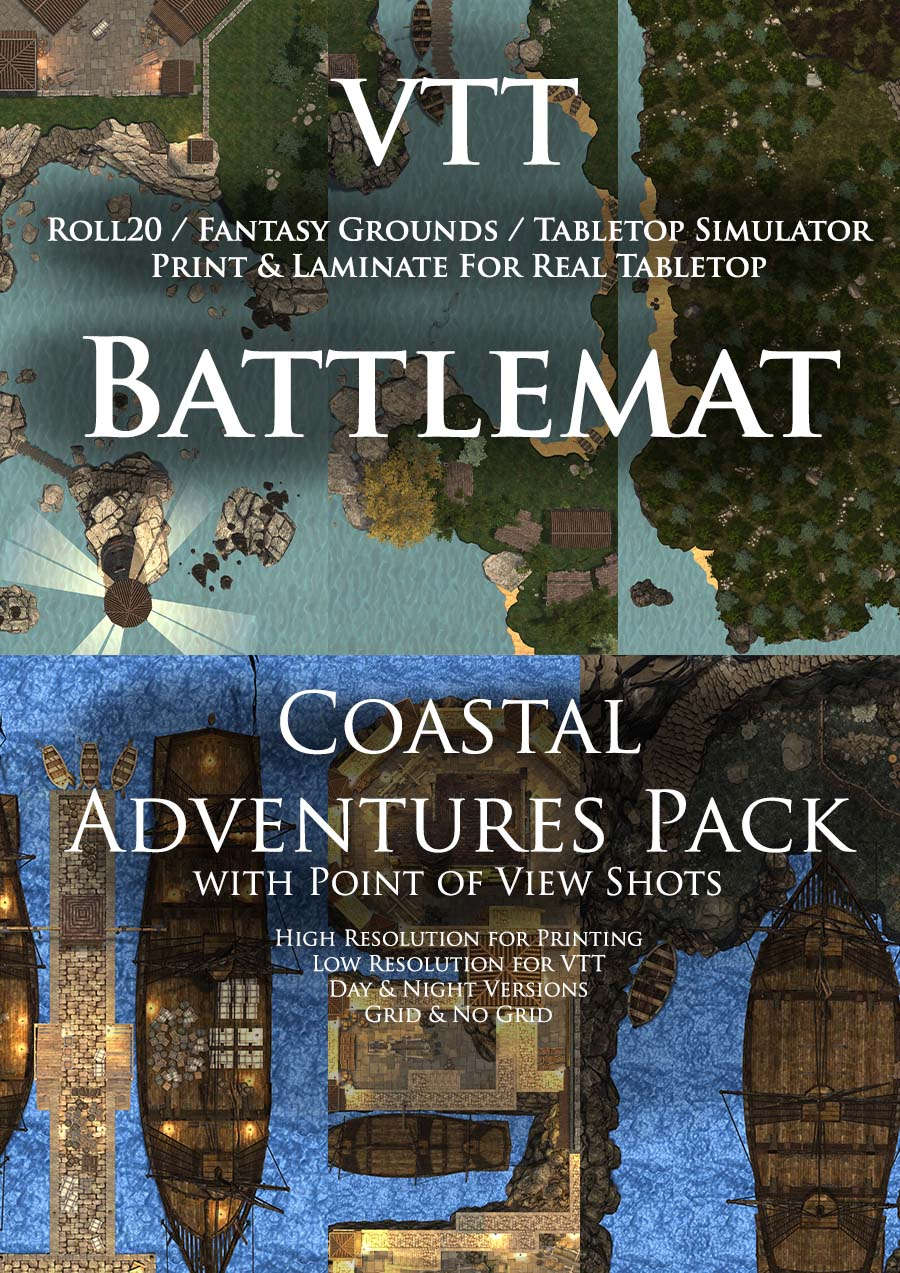 Coastal Adventures Bundle