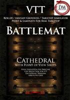 VTT Battlemaps - Cathedral / GrandHall