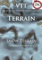 VTT Terrain - Snowy Terrain