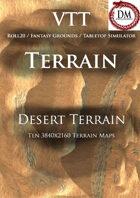 VTT Terrain - Desert Terrain