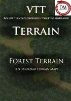 VTT Terrain - Forest Terrain