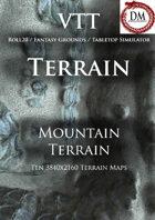 VTT Terrain - Mountain Terrain