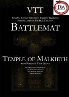 VTT Battlemap - Tomb of Malkieth