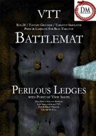 VTT Battlemap - Perilous Ledges