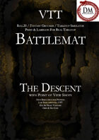 VTT Battlemap - The Descent