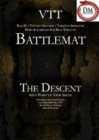 VTT Battlemap - The Descent