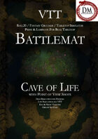 VTT Battlemap - Cave of Life