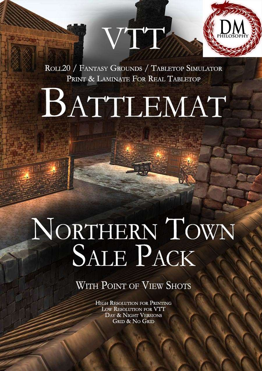 Northern Town Sale Pack