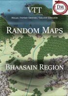 VTT Random Maps - Bhaasain Region
