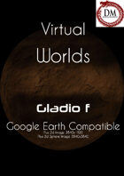 Virtual Worlds (Google Earth Compatible) - Gladio f
