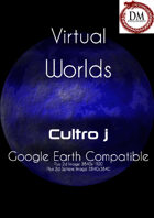 Virtual Worlds (Google Earth Compatible) - Cultro j