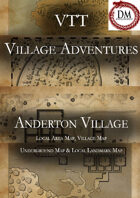 VTT Village Encounters -  Anderton Village