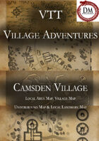 VTT Village Encounters -  Camsden Village