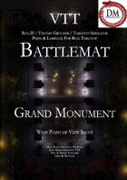 VTT Battlemap - Grand Monument