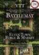 VTT Battlemap - Elven Town Forge & Market
