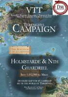 VTT Campaign Map - Holmstaerde & Nth Ghardriel