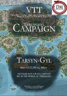 VTT Campaign Map - Tarsyn-Gyl