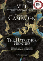 VTT Campaign Map - The Hatrethor Frontier