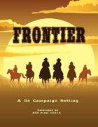 Frontier: Cultures Edition