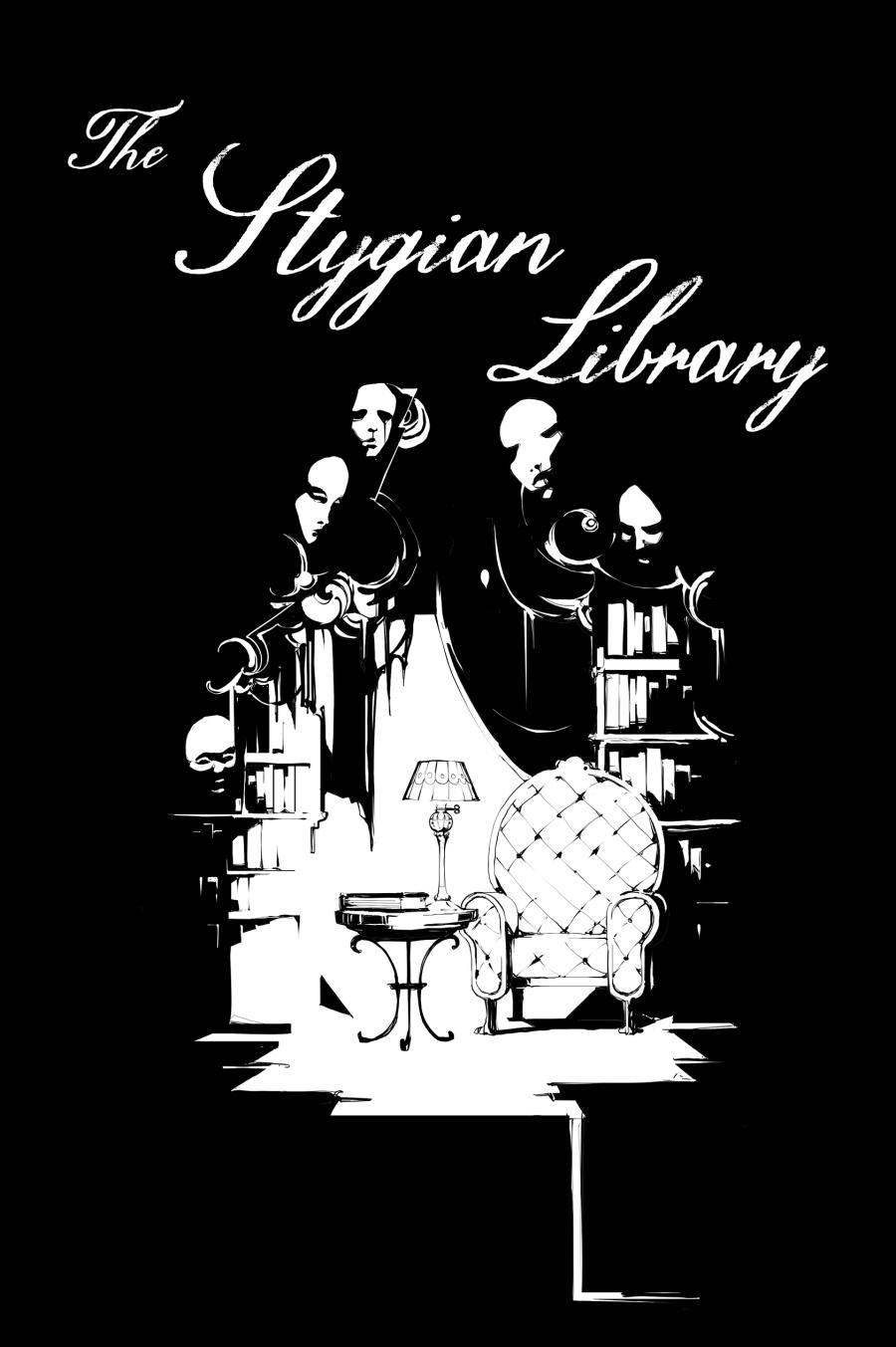 The Stygian Library - Dying Stylishly Games | DriveThruRPG com