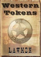Western Tokens, Lawmen