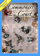 Historical Tokens Set 2, Commoners and the Court