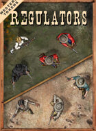 Western Tokens, Regulators