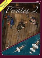 Historical Tokens Set 4, Pirates 2